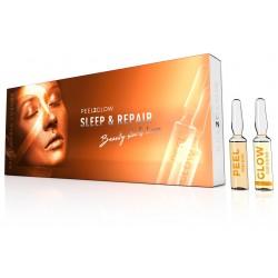 Peel2Glow Hydrabionic & Sleep&Repair (kit 10 amp)